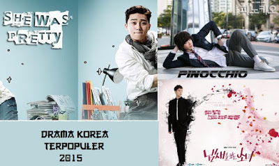 8 Drama Korea Terbaik dan Terpopuler di 2015
