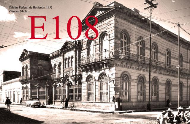 Fotograf as antiguas de michoac n zamora fotograf as antiguas for Oficina hacienda