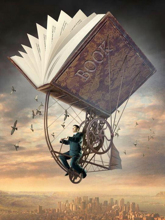 Η Μαγεία Των Βιβλίων!