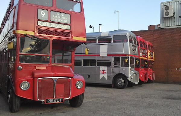 Autobuses de Londres