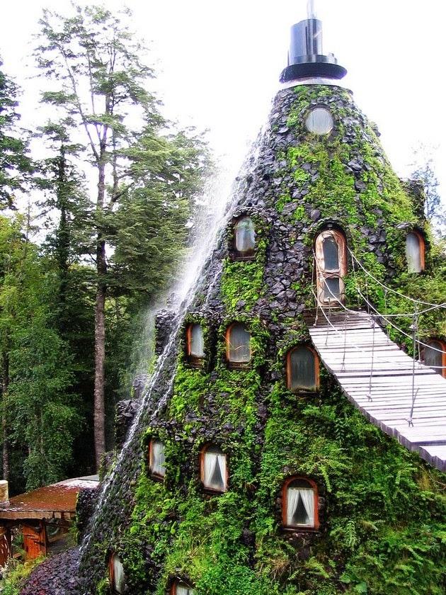 weird hotels