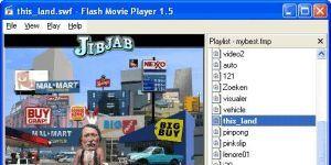 Flash Movie Player 1.5