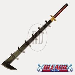 zabimaru bankai sword  Monday, November 10