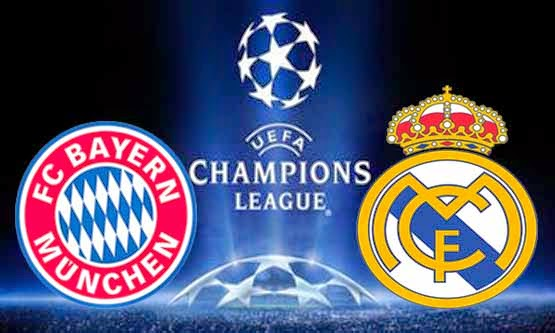 مشاهدة مباراة ريال مدريد وبايرن ميونخ بث مباشر اليوم 23/4/2014 watch real madrid vs bayern munich