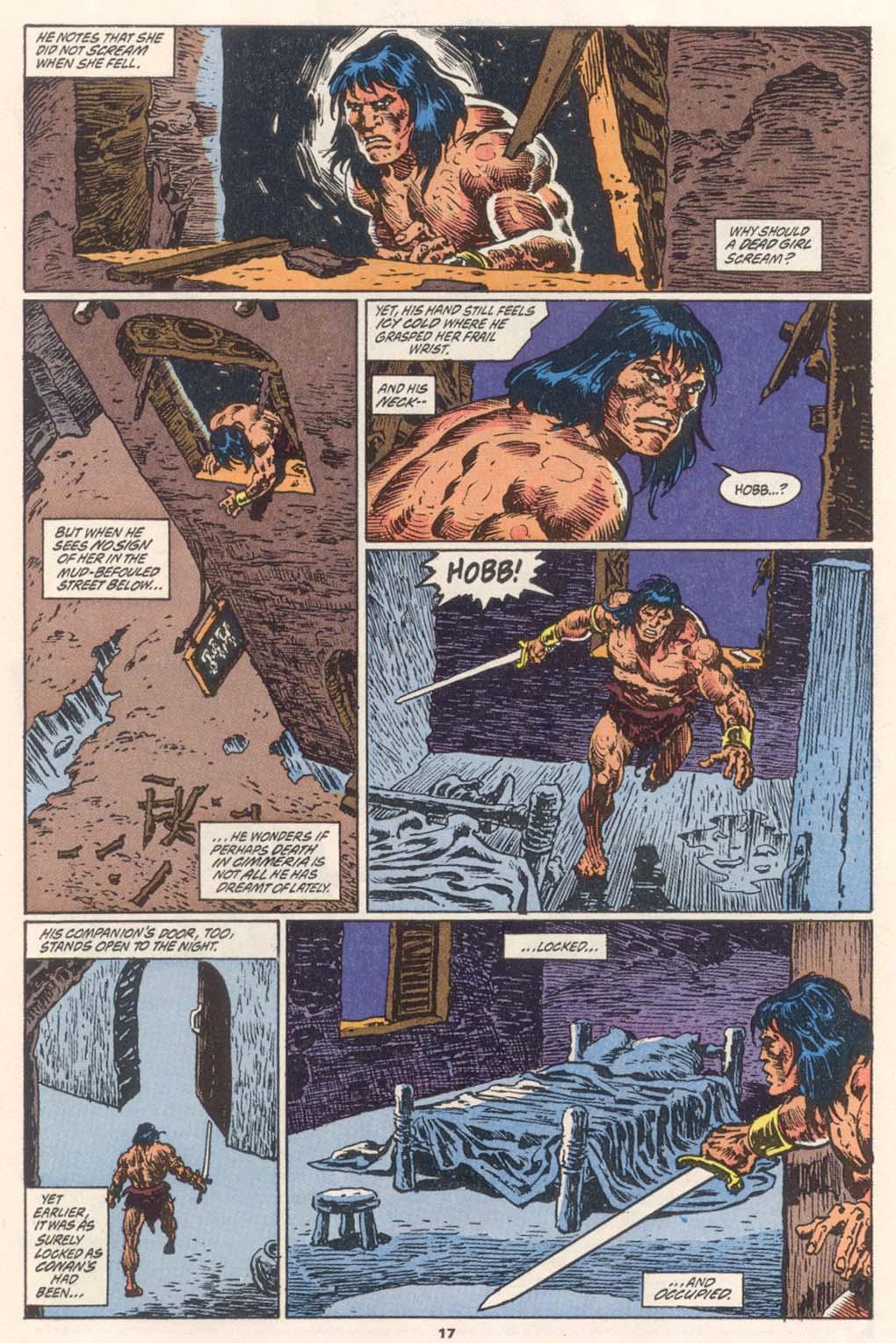 Conan the Barbarian (1970) Issue #252 #264 - English 15