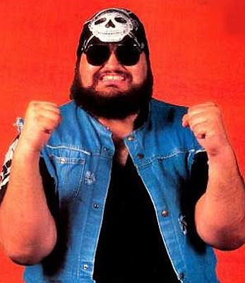 WCW - One Man Gang