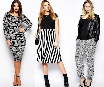 Model Baju Casual untuk Wanita Gemuk MUrah
