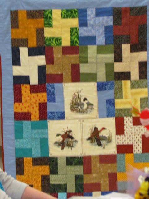 Louisiana quilt block