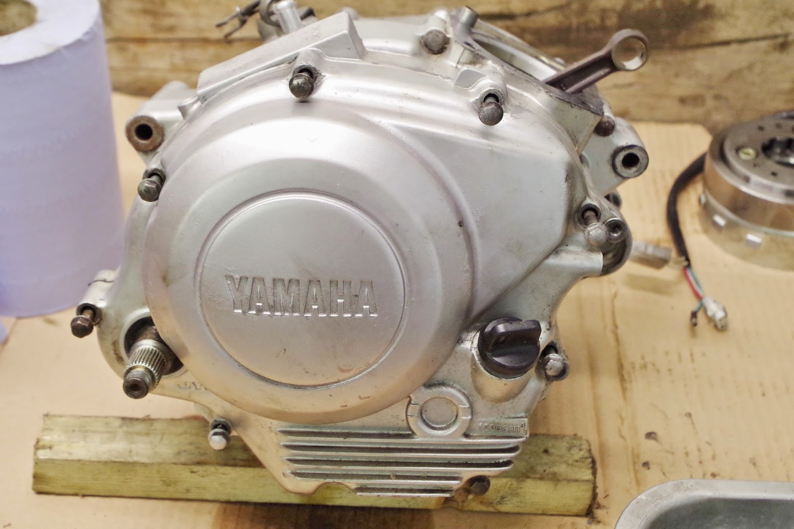 Yamaha R Tool Kit Owner