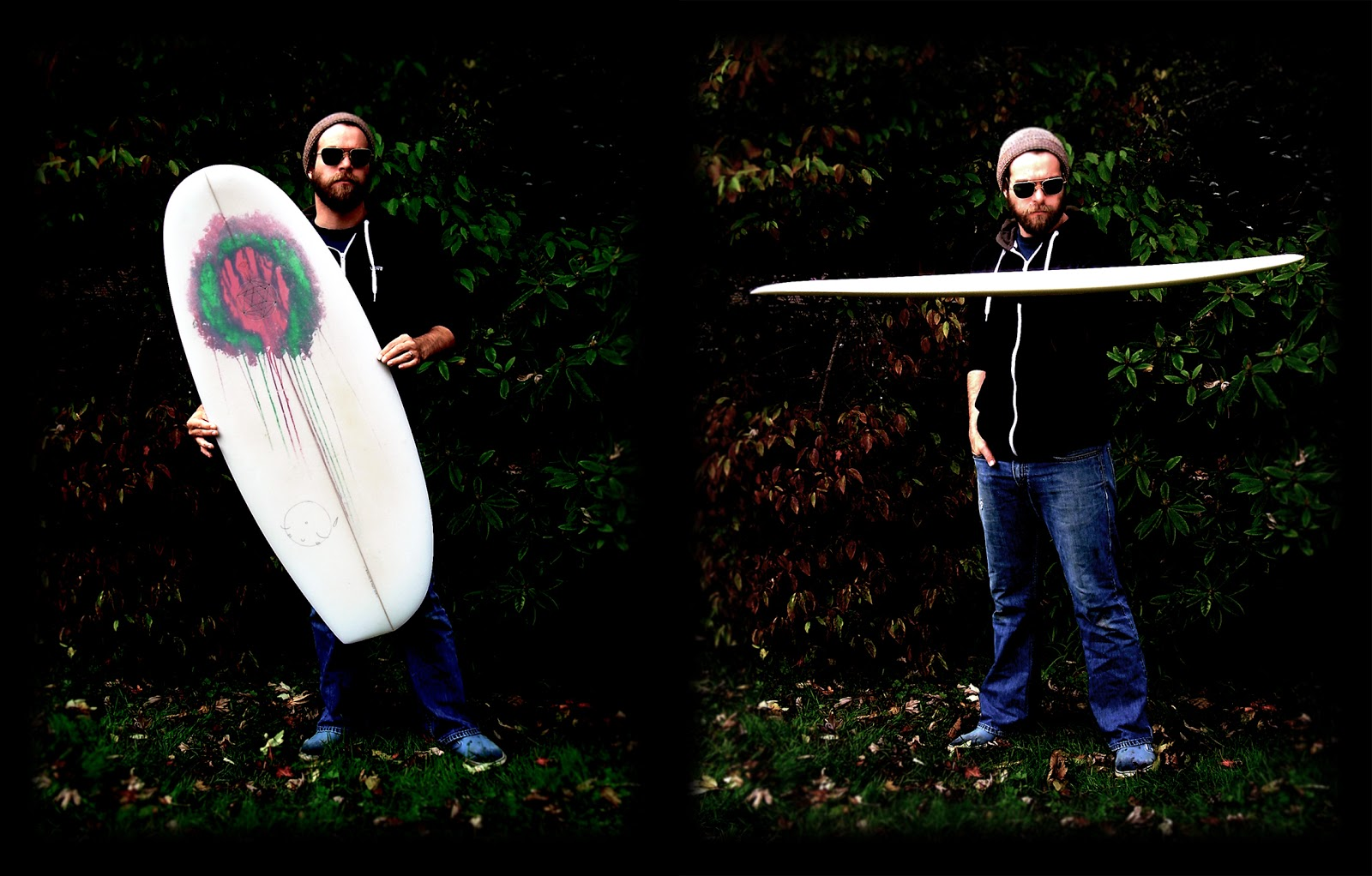 woodfoot surfboards