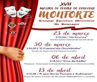XVII MOSTRA DE TEATRO DO CONCELHO DE MONFORTE