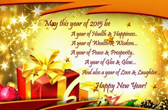 Happy New Year 2015 Greeting Card HD Pics Love Quotes