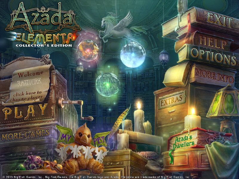 Azada 4: Elementa Collector's Edition free download