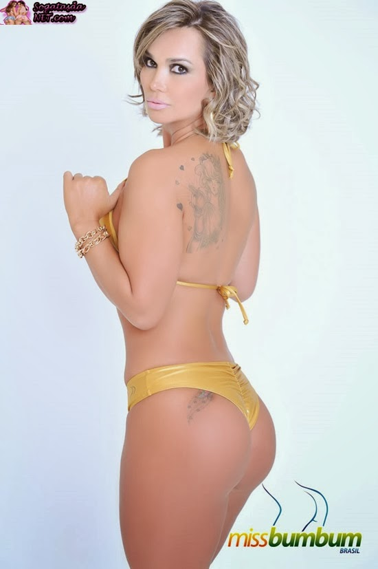 Gatas do Miss Bumbum 2013 foto 17