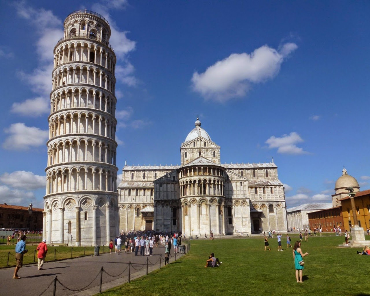 foto de Tengase Presente: Torre de Pisa