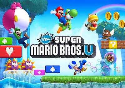 New Super Mario Bros Wii U GOTY