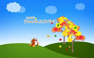 #14 Happy Thanksgiving Wallpaper