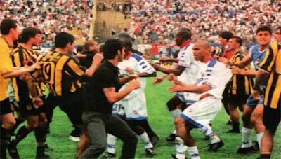 ¡Durante 10 días no habrá fútbol en Uruguay!