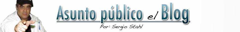asunto público