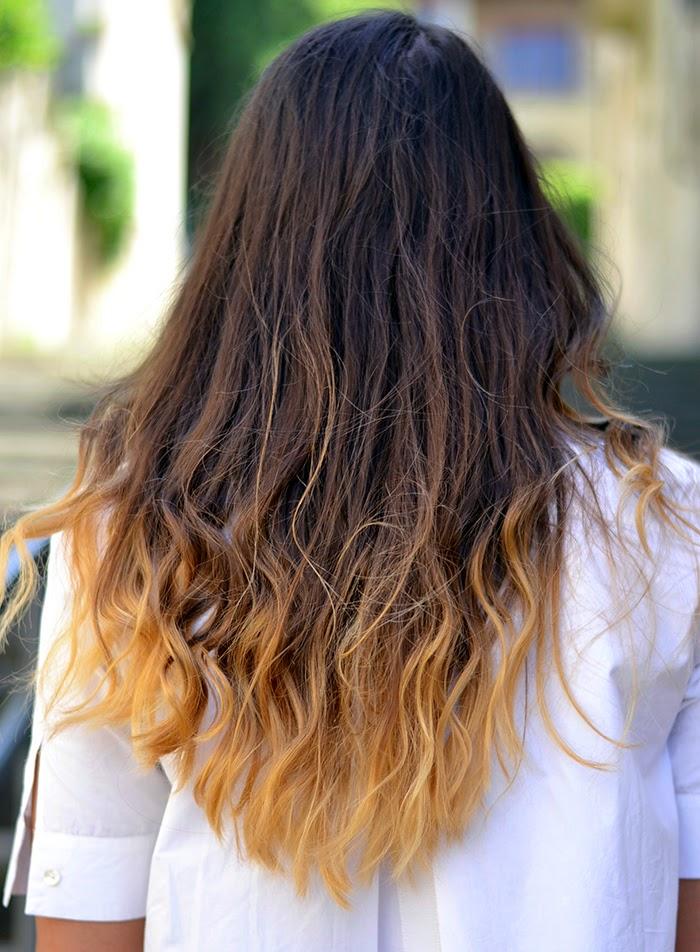 effetto ombre capelli