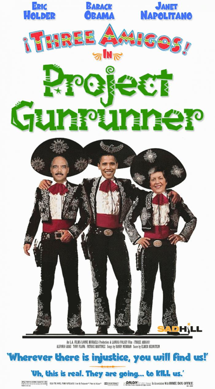 Eric Holder funny Photo Shop