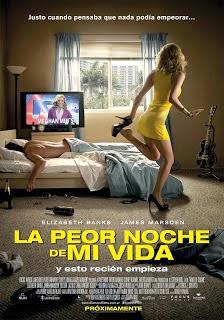 La Peor Noche de mi Vida – DVDRIP LATINO