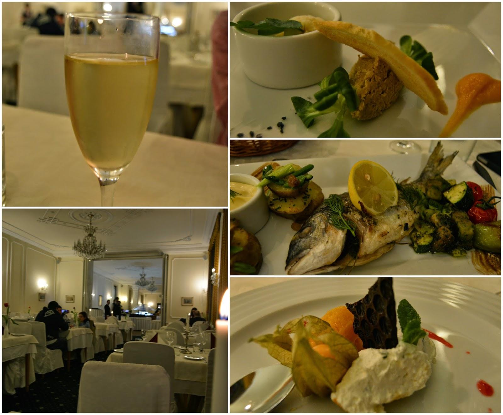 GrandHotel Praha Slovakia restaurant review