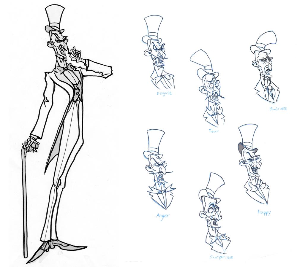 Stephen Silver Character Design Course : Randi s daily doodle quot character design with stephen silver