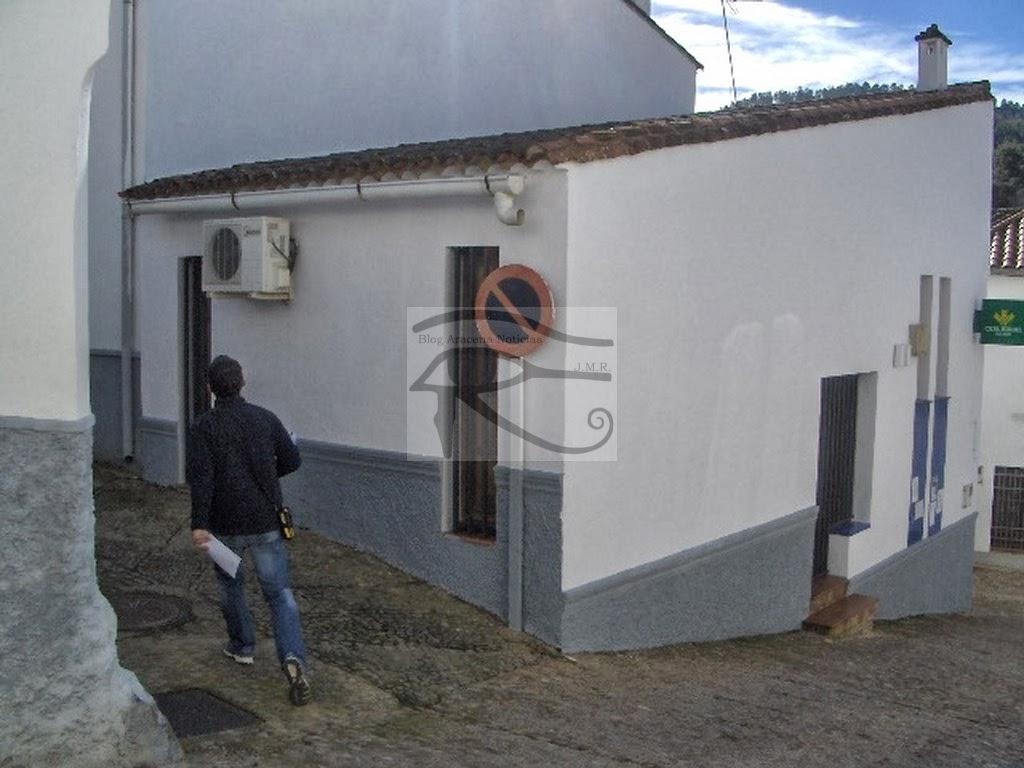 Noticias de aracena y la sierra en los medios valdelarco for Oficinas caja rural del sur