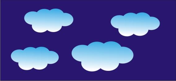 Videos tutoriales de dise o grafico crear dibujo de nubes - Como hacer una nube ...