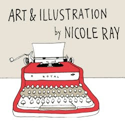 Nicole Ray, the Artist