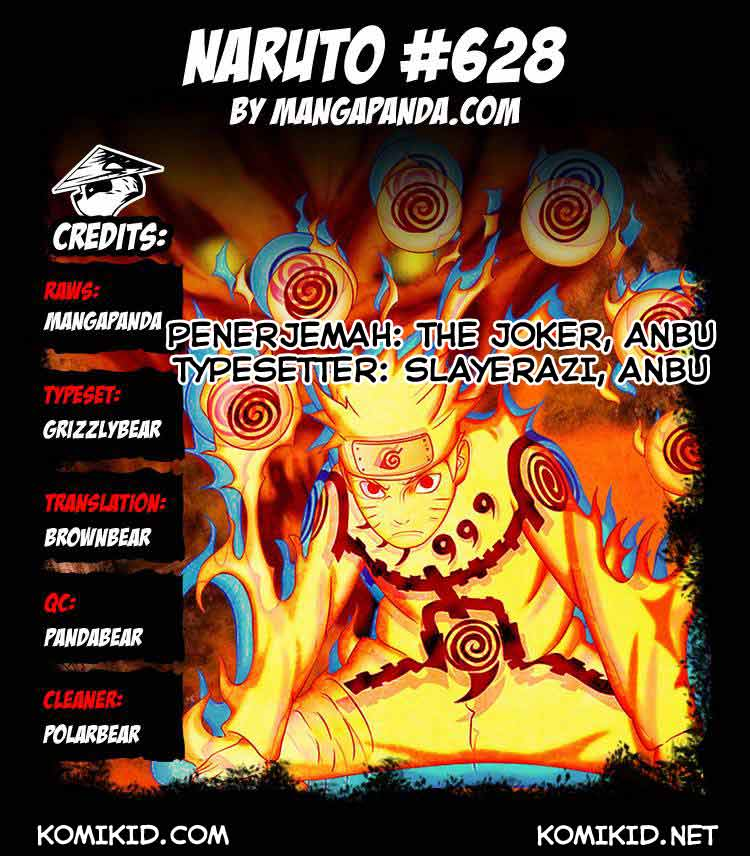 Naruto - Chapter:628 - Page:01