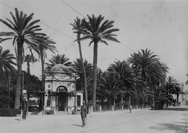 Imagen nº415 propiedad del archivo de fotografía histórica de la FEDAC/CABILDO DE GRAN CANARIA.