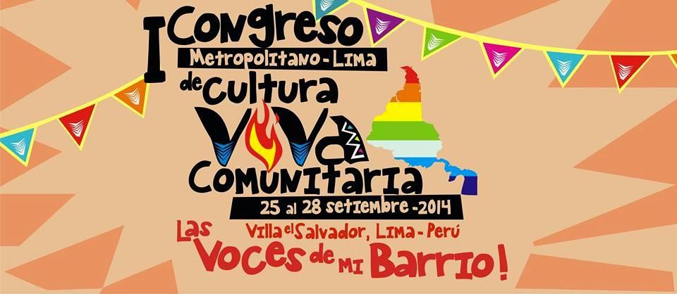 Primer Congreso de Cultura Viva Comunitaria