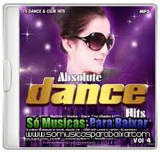 musicas+para+baixar CD Absolute Dance Hits Vol.4 (2013)
