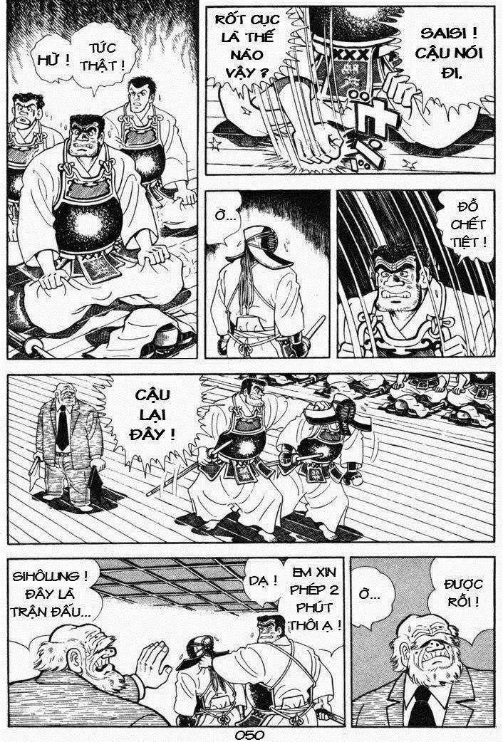 Siêu quậy Teppi chap 50 - Trang 9