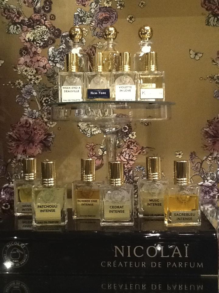 Parfums de Nicolai en Ruiz de Ocenda