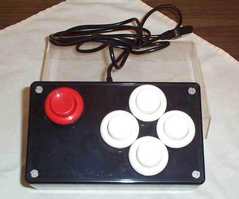 FingerTip Controller for the Atari VCS from KY Enterprises (circa 1982).