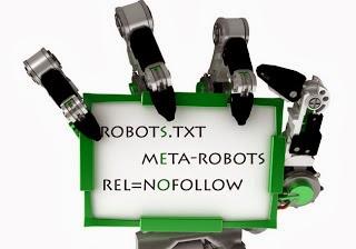 Cara Setting Robots.txt di Blogger dan Webmaster Tools