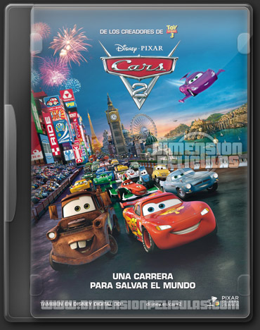 Cars 2 (BRRip Español Latino) (2011)