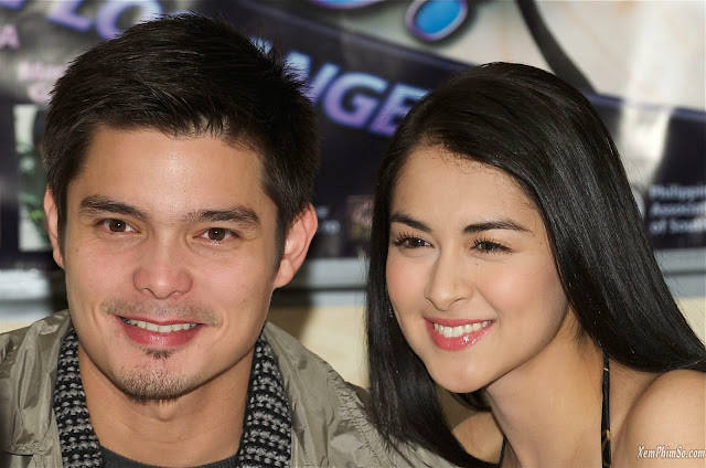 Quan Hệ Nguy Hiểm heyphim Marian Rivera and Dingdong Dantes LA Press Conference%25252C December 2008 %25252801%252529