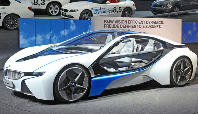Automania Video Bmw I8 In Mission Impossible Ghost
