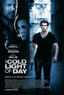 The Cold Light Of Day (2012) BluRay 720p 550MB