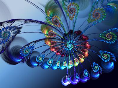 Figuras bonitas de colores