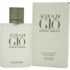 Aqua Di Gio, Giogio Armani