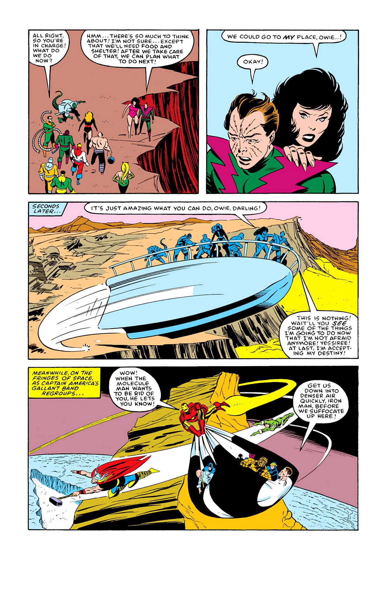 Captain America (1968) Issue #292l #219 - English 7