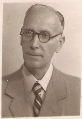 Josep Català Rufà en 1958