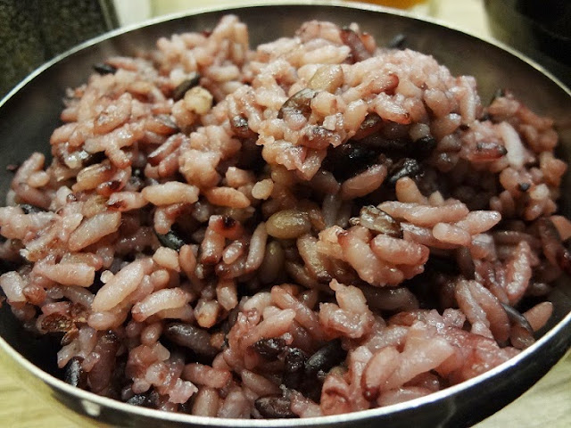 korean brown rice