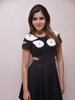 Samantha photos at Naa Bangaru Thalli press meet-cover-photo