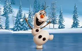 Snowman From Frozen